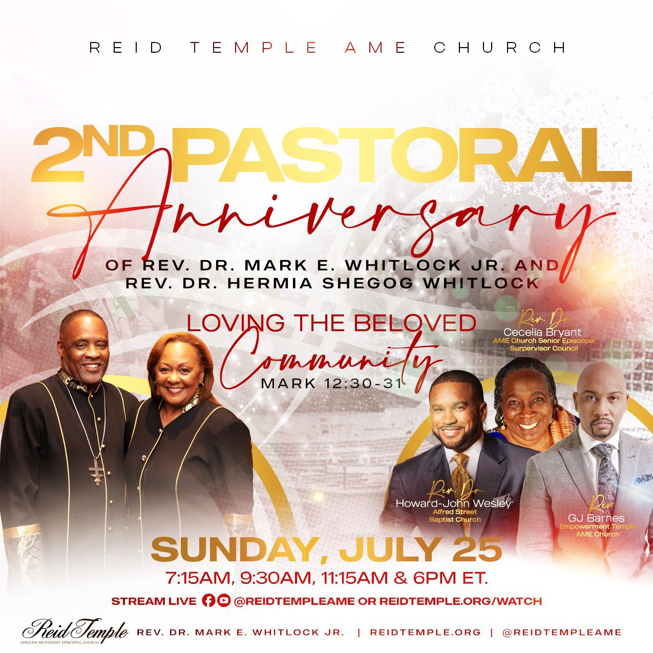"""""""We Are The Church"""" 